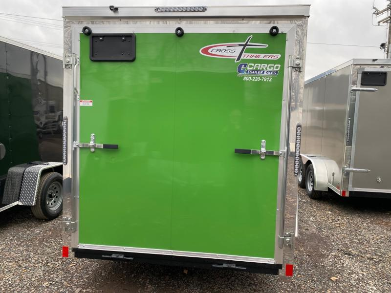 2020 Cross Trailers 612SA Enclosed Cargo Trailer