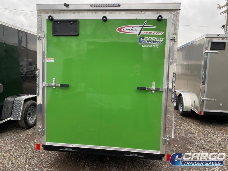 2020 Cross Trailers 612SA Enclosed Cargo Trailer