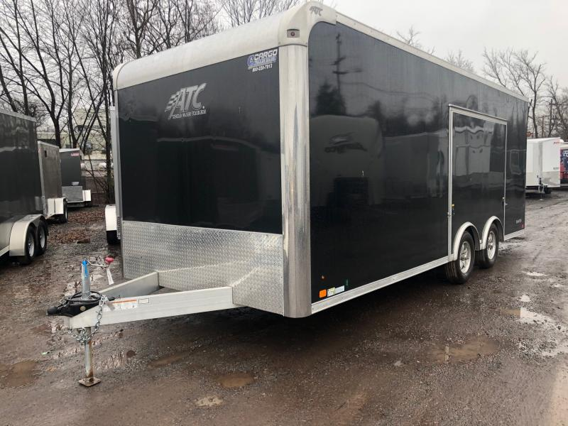 2017 Aluminum Trailer Company RAVAB8520+2S3.5K Car / Racing Trailer