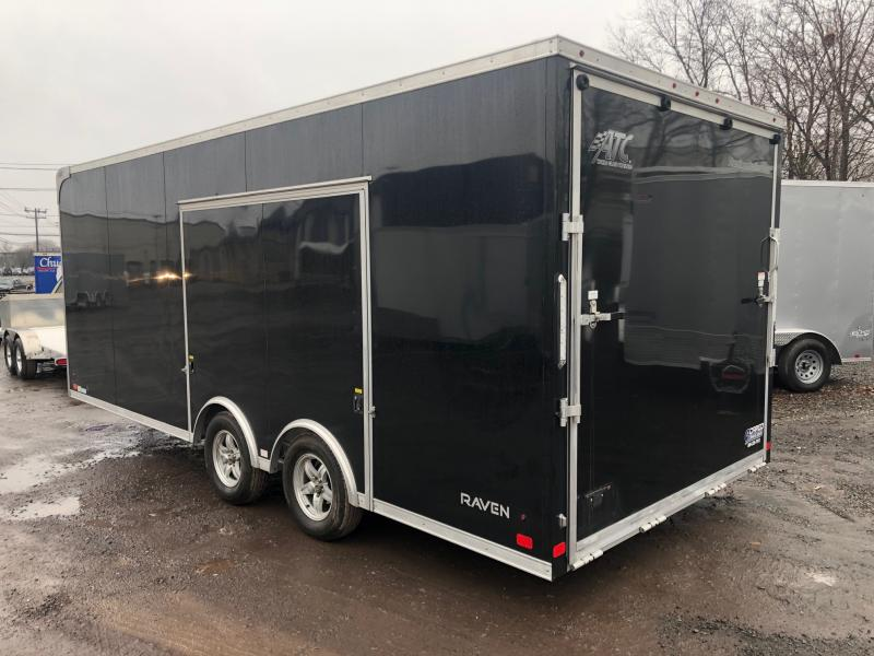 2017 Aluminum Trailer Company RAVAB8520+2S3.5K Car / Racing Trailer