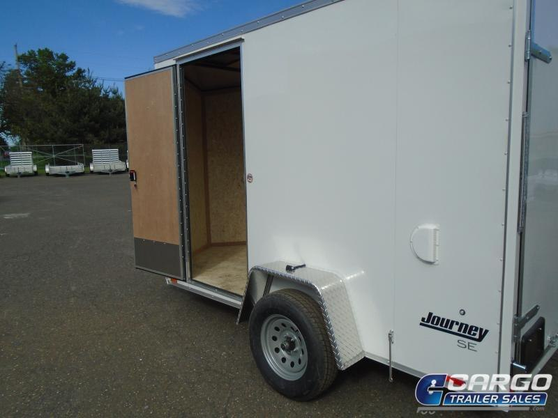 2020 Pace American JV 6 X 12 SI2 Enclosed Cargo Trailer