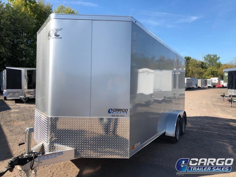 2020 Aluminum Trailer Company RAVAB7016+2 Enclosed Cargo Trailer