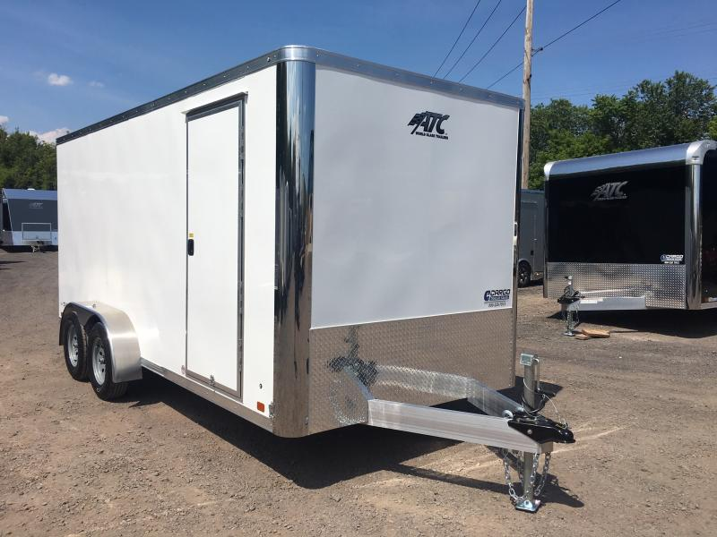 2020 Aluminum Trailer Company RAVAB7016+0 Enclosed Cargo Trailer