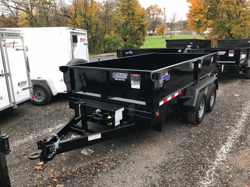 2020 Hawke Trailers LPT612H Dump