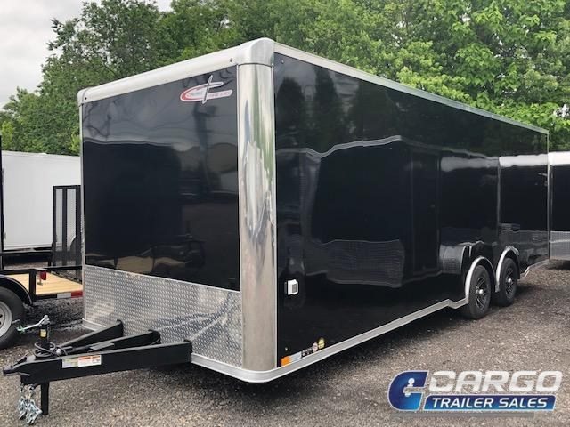 2020 Cross Trailers 824TA-ALPHA Car / Racing Trailer