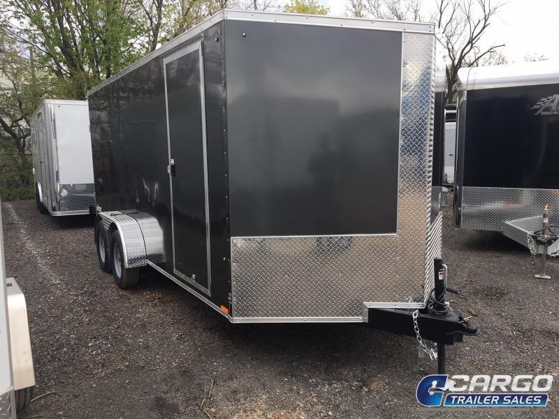 2020 Pace American JV 7x16 Enclosed Cargo Trailer