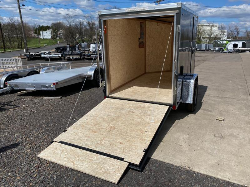 2021 Pace American JV508 Enclosed Cargo Trailer