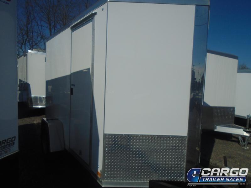 2020 Cross Trailers 610SA Enclosed Cargo Trailer