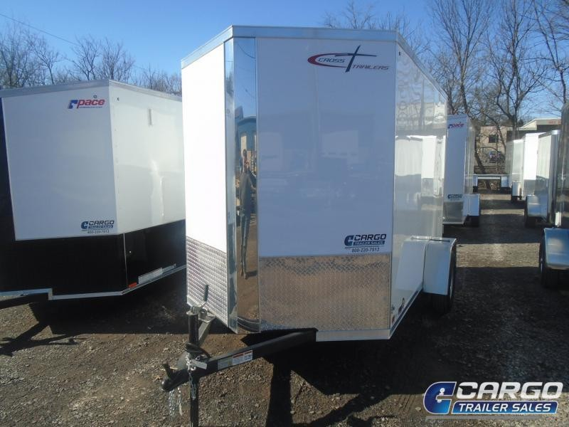 2020 Cross Trailers 610SA Enclosed Cargo Trailer