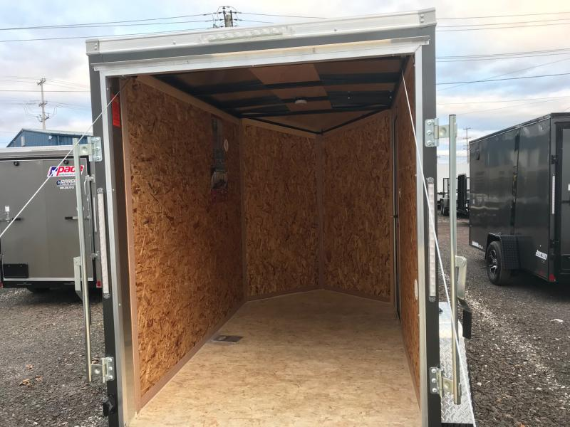 2021 Pace American OB 5X8 Enclosed Cargo Trailer