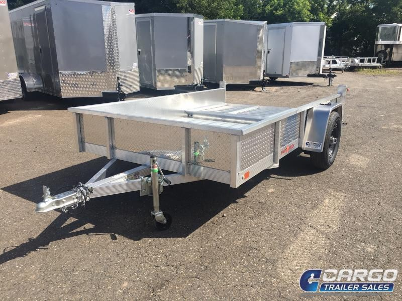 2020 Sport Haven AUT610DS Utility Trailer