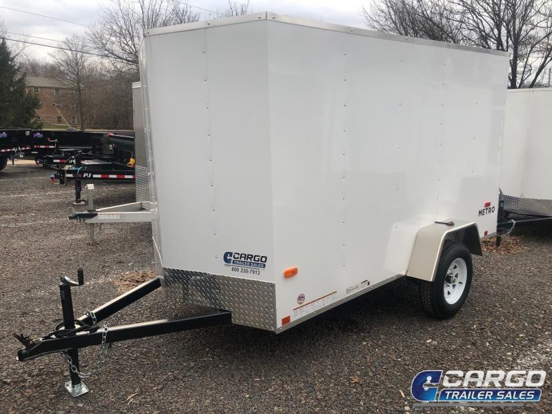 2020 Pace American PSC0A5.0X10S12fE Enclosed Cargo Trailer