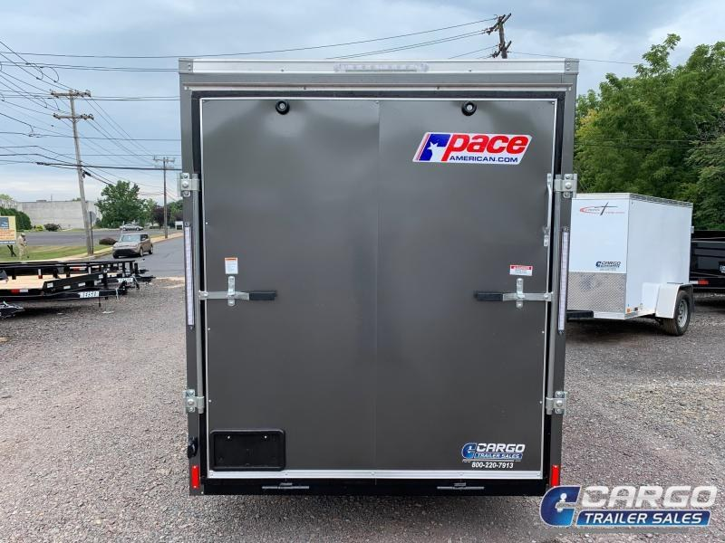 2020 Pace American JV612 Enclosed Cargo Trailer