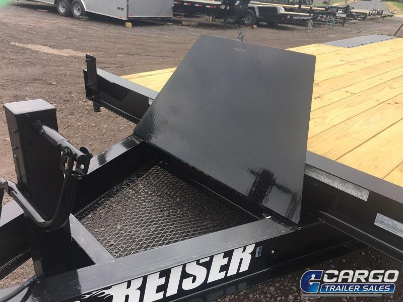 2019 Reiser Trailers DOBPX2010K Equipment Trailer