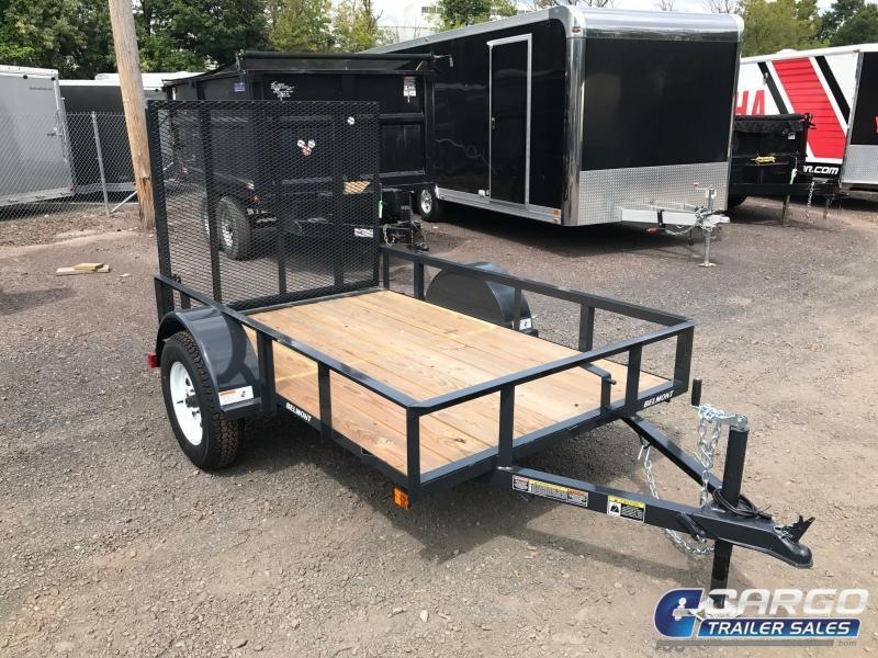 2020 Belmont Machine UT510 A Utility Trailer