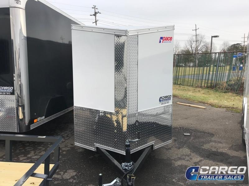 2021 Pace American OB 5X10 Enclosed Cargo Trailer
