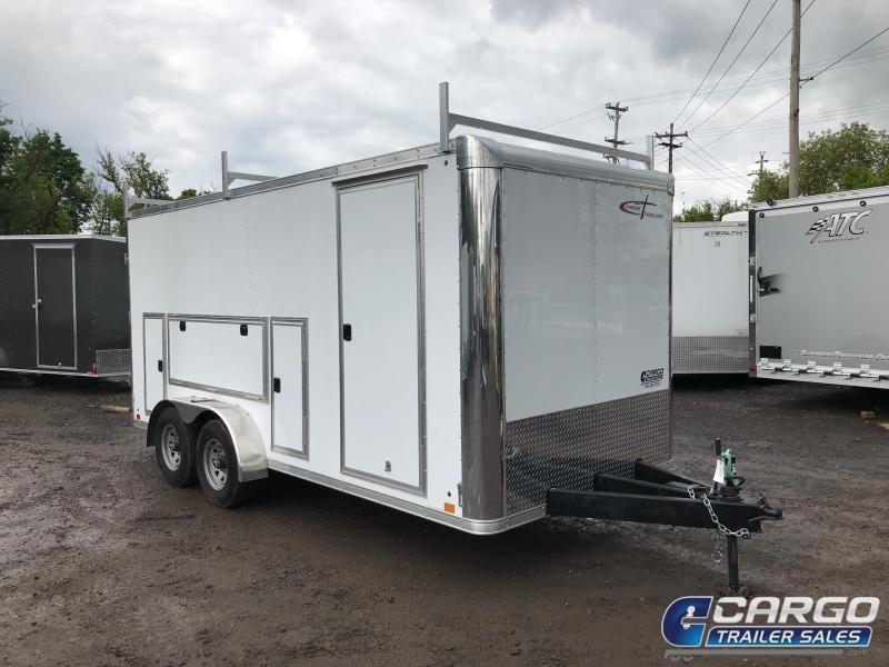 2019 Cross Trailers 716 Enclosed Cargo Trailer