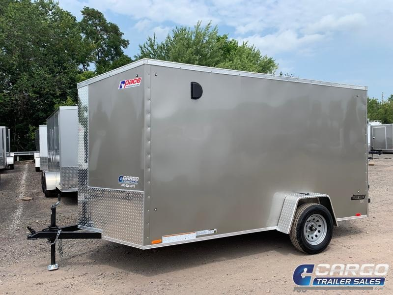 2020 Pace American JV 6X12 Enclosed Cargo Trailer