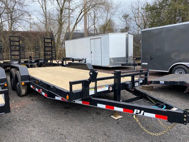 2020 PJ Trailers CC EQ 18 14K Equipment Trailer