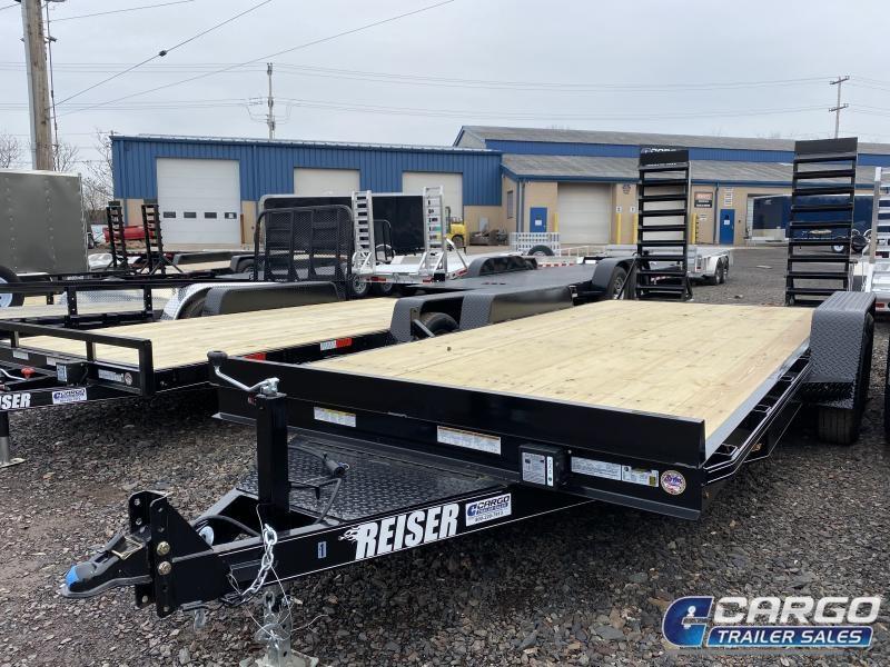 2020 Reiser Trailers ETX1810K Equipment Trailer