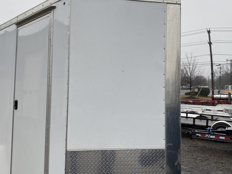2019 Crest 612SA Enclosed Cargo Trailer