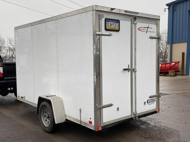 2019 Crest 612SA Enclosed Cargo Trailer
