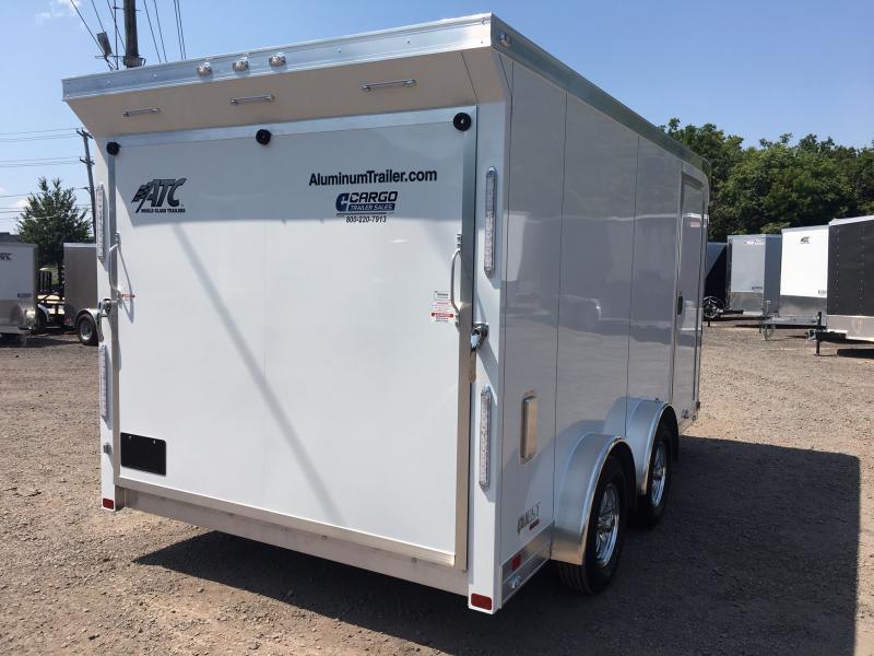 2020 Aluminum Trailer Company QSTAB7514+0