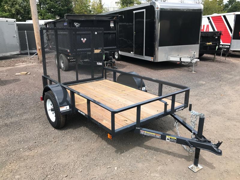 2020 Belmont Machine UT508 Utility Trailer