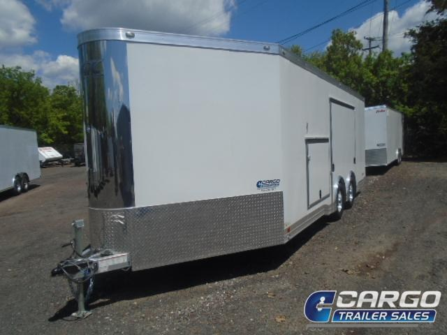 2019 Aluminum Trailer Company QSTAB8520+4-2T5.2K Car / Racing Trailer