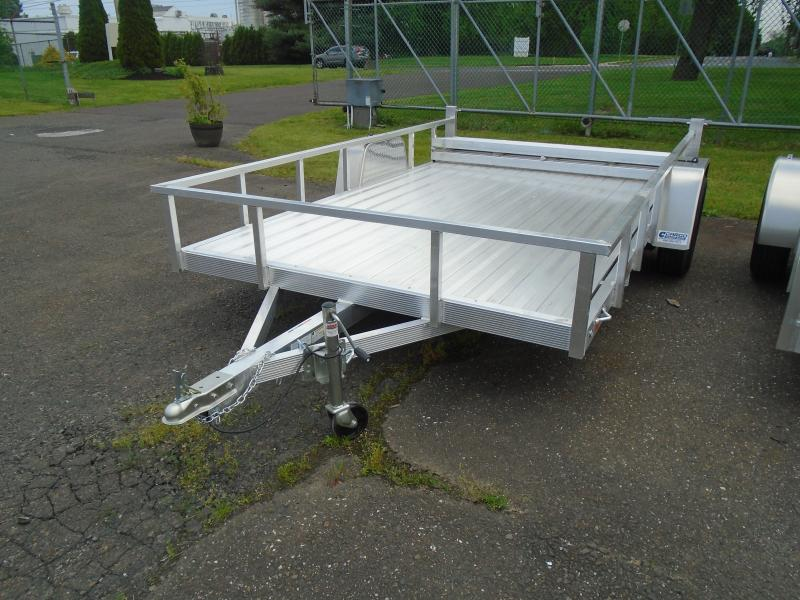 2019 Sport Haven AUT712D-F Utility Trailer