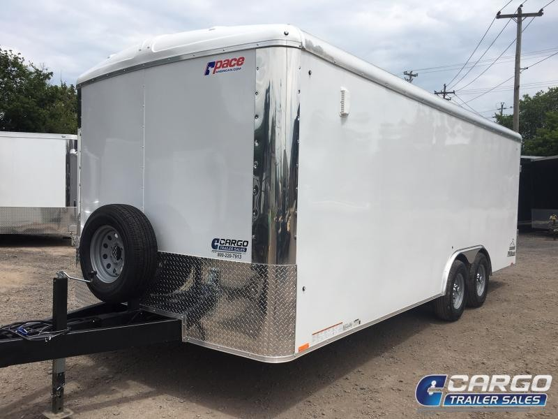 2020 Pace American CLS85x20TE3 Enclosed Cargo Trailer
