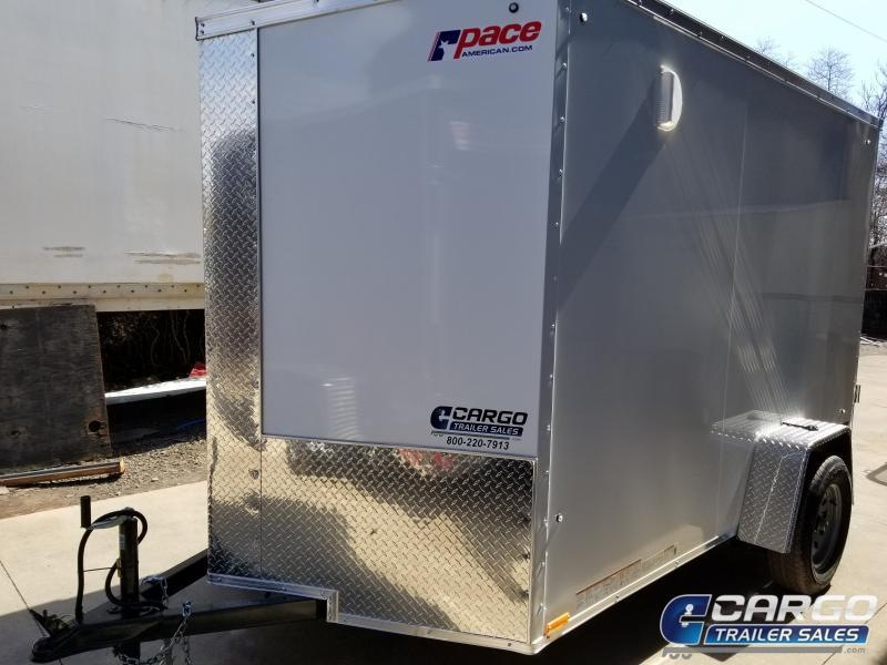2020 Pace American JV610 Enclosed Cargo Trailer