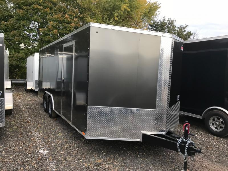 2020 Pace American JV8520 Car / Racing Trailer