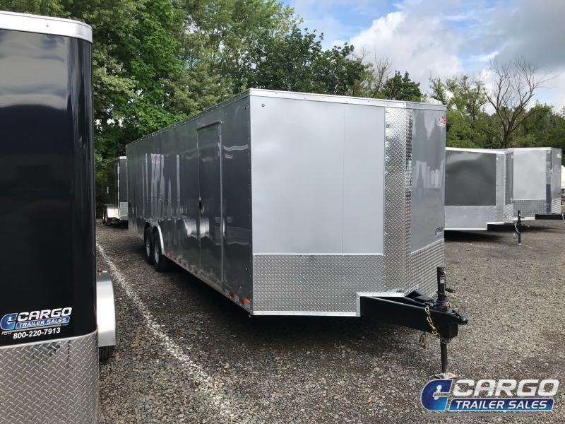 2019 Pace American JV85x28 Car / Racing Trailer