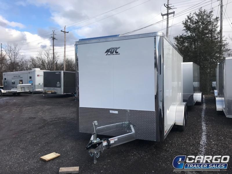 2020 Aluminum Trailer Company RAVAB7014 Enclosed Cargo Trailer