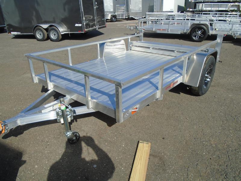 2019 Sport Haven AUT610D-F Utility Trailer