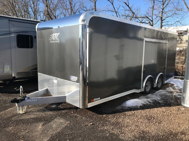 2020 Aluminum Trailer Company RAVAB8520+0-2T3.5K Enclosed Cargo Trailer