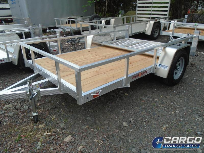 2020 Sport Haven AUT610 Utility Trailer