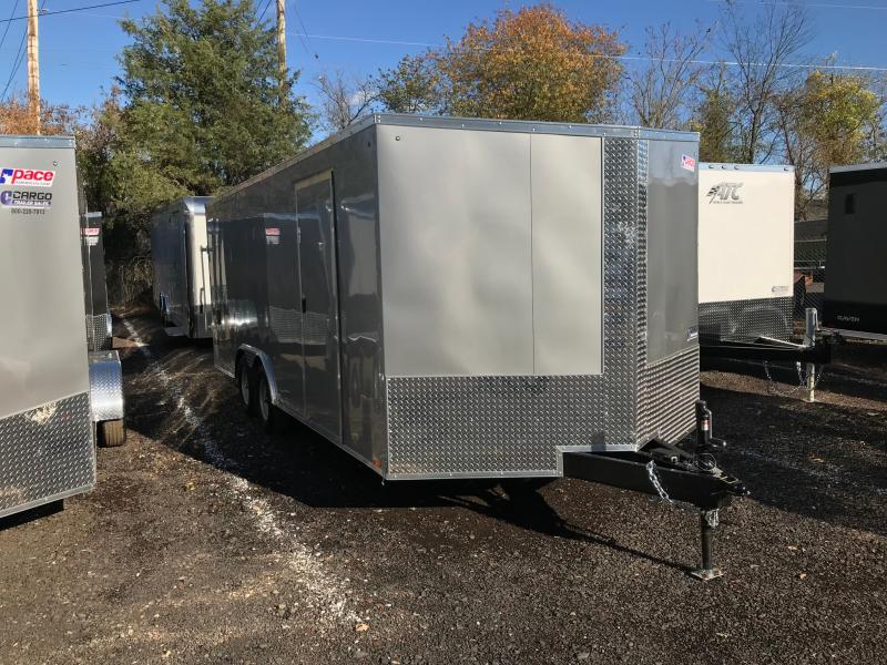2020 Pace American JV85x20 Car / Racing Trailer
