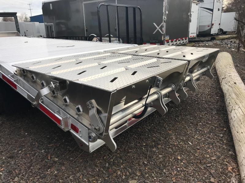 2020 EBY BH1EQP Equipment Trailer