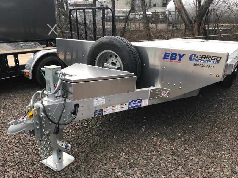 2020 EBY BH1EQP Equipment Trailer