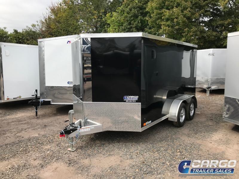 2020 Aluminum Trailer Company RAVAB7012+2-2S3.5k Other Trailer