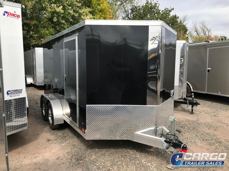 2020 Aluminum Trailer Company RAVAB7012+2-2S3.5k Other Trailer
