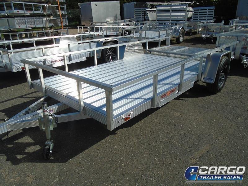 2019 Sport Haven AUT614D Utility Trailer