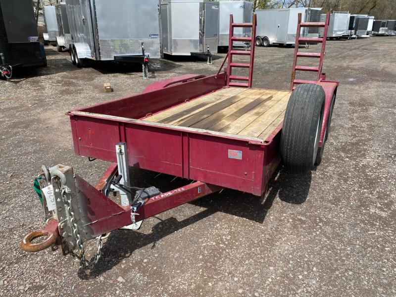2003 Behnke 5x10 Equipment Trailer