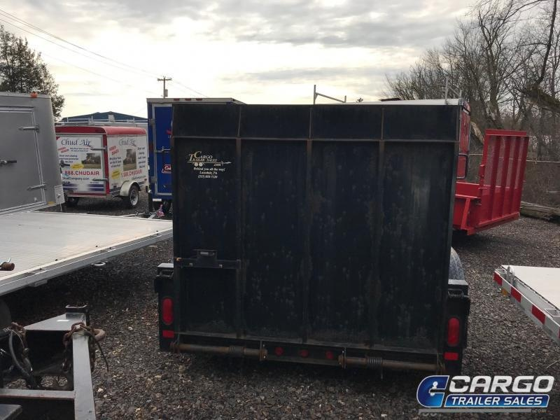 2013 Mustang Trailers MA Equipment Trailer