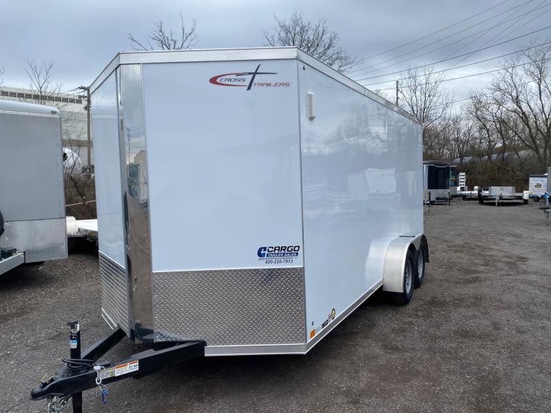 2021 Cross Trailers 716TA Enclosed Cargo Trailer