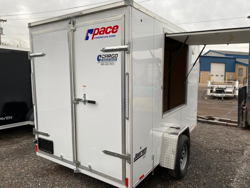 2020 Pace American JV610 Car / Racing Trailer