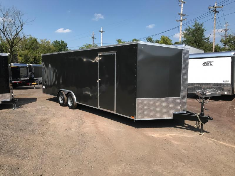 2020 Pace American JV8.524 Enclosed Cargo Trailer