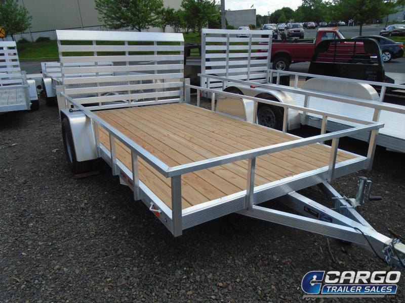 2020 Sport Haven AUT712 Utility Trailer